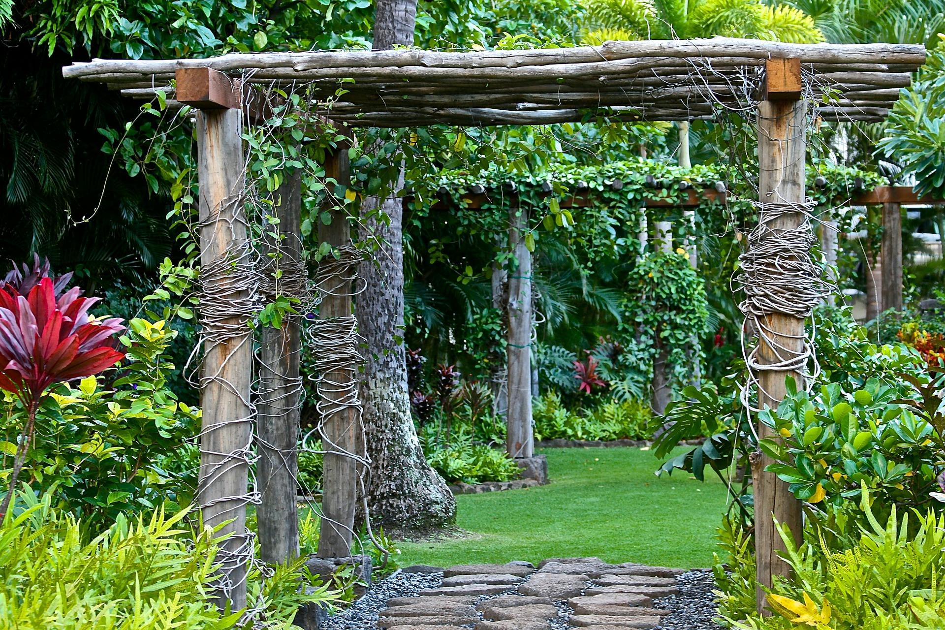 Simple landscaping ideas for artistic garden design with for Garden design reddit